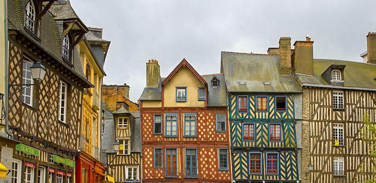 Rennes en 1 jour – Itinéraire du circuit à pied avec carte interactive