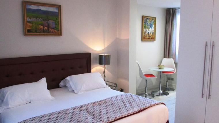 Ma sélection des 3 meilleurs hôtels pas chers à Paris Résidence Champ de mars ma préférée