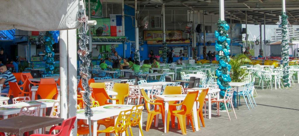 Que voir à Panama city - restaurants