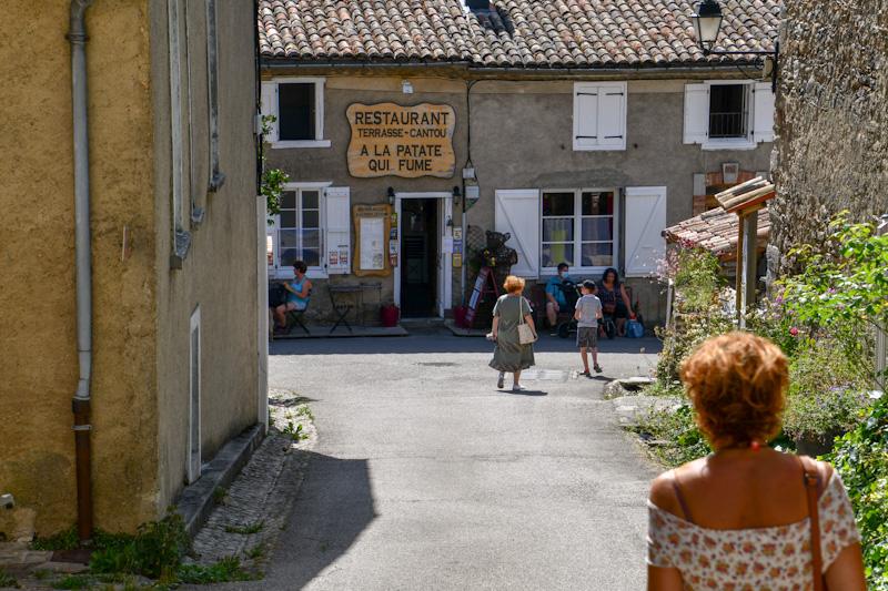 restaurant à Monségur