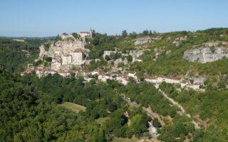 Plus beaux villages de la vallée de Dordogne