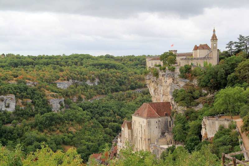 Circuit 10 jours en France ROCAMADOUR