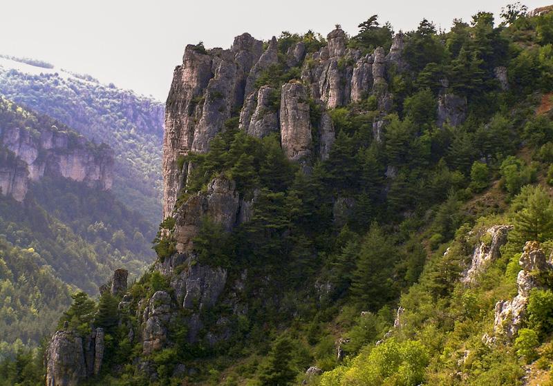 Visiter les Gorges de la Jonte avec mon circuit touristique dans les Gorges du Tarn