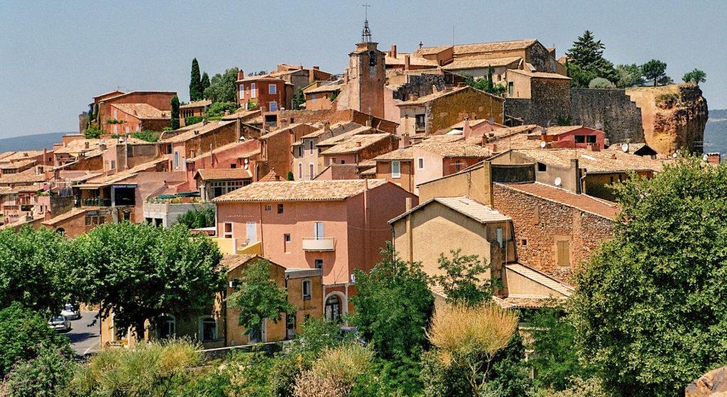 Road trip en Provence - Roussillon en Provence