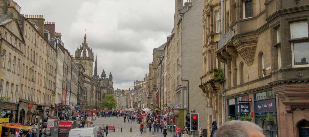 Mon itinéraire pour visiter les incontournables d'Edimbourg