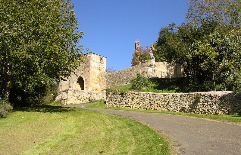 Les plus beaux villages du Gers : village de Saint-Arailles