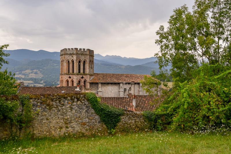 Tourisme en Ariège - Ville de Saint-Lizier