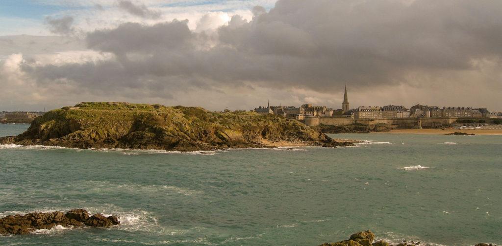SAINT MALO étape de mon circuit de 10 jours Bretagne Normandie