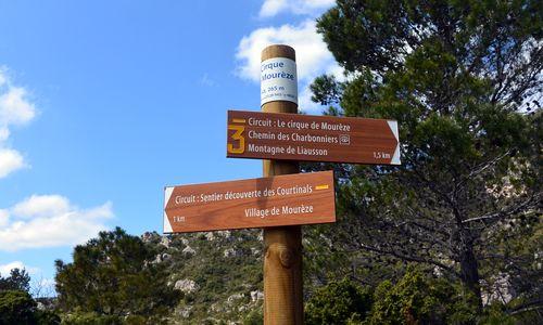 Saint Guilhem le Désert alentours - Chemins de randonnées