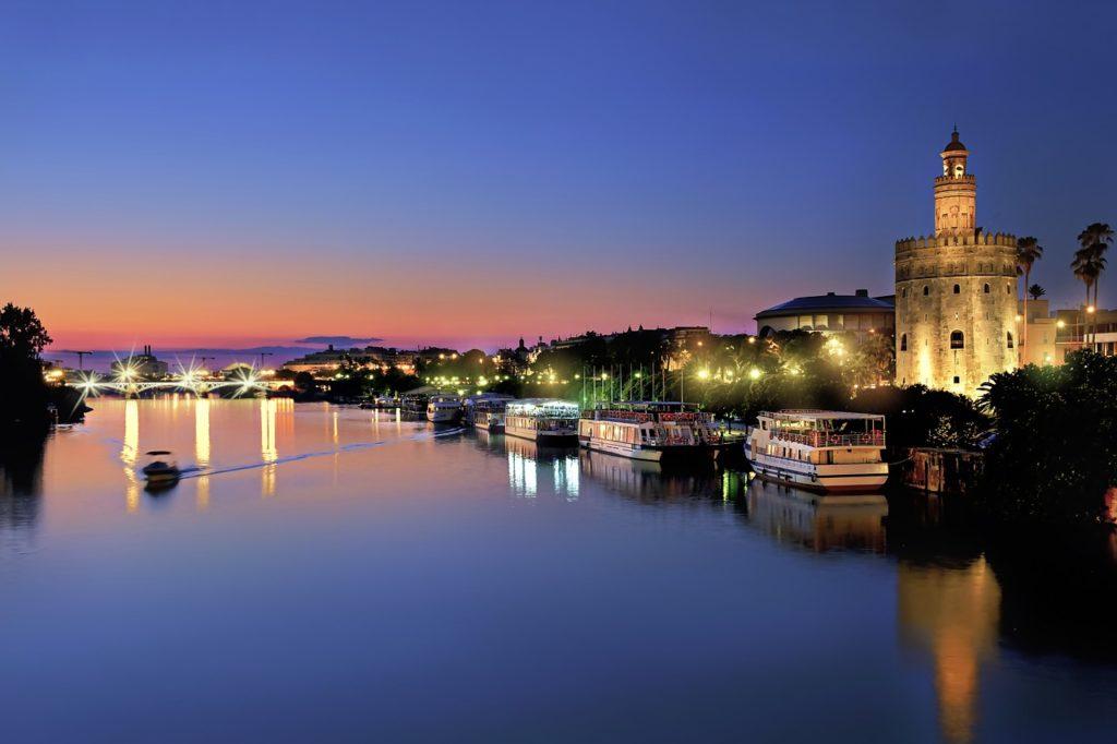 Meilleur quartier où loger à Séville