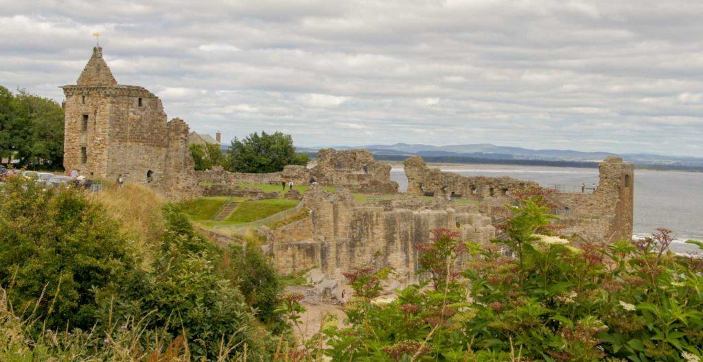 ruines saint andrews