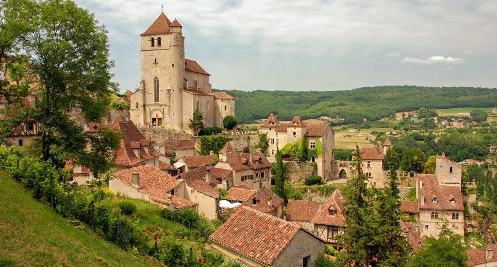 ST CIR LAPOPIE sur mon itinéraire routier pour visiter la France en 10 jours