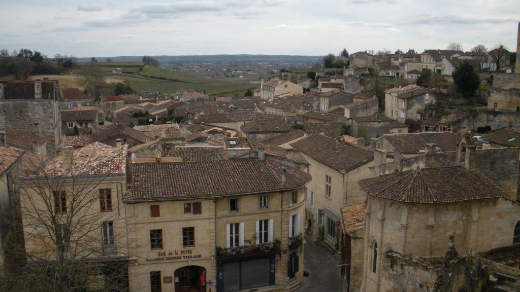 Dernière étape du circuit de Bretagne à Bordeaux