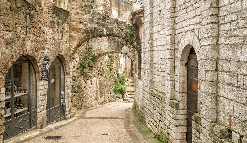 Saint Guilhem le Désert - Village de Mourèze