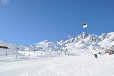 Pourquoi aller skier en France cet hivers