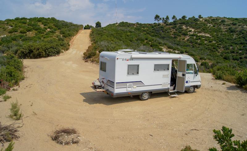 Road trip en Grèce - Mon circuit de 15 jours avec itinéraire camping car