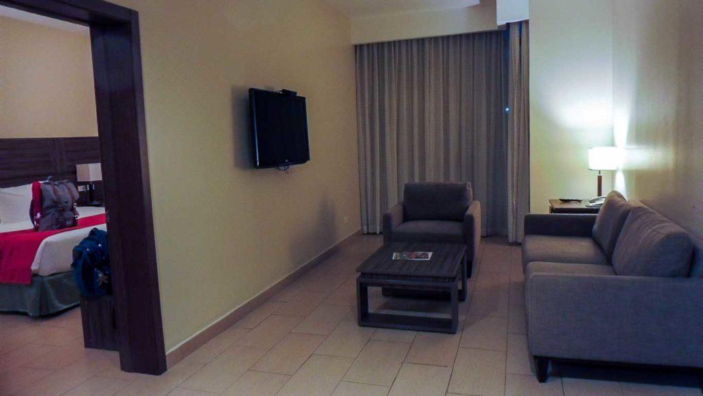 Notre belle suite HOTEL PANAMA CITY