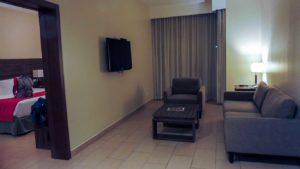 HOTEL PANAMA - Clarion Victoria - Suite salon