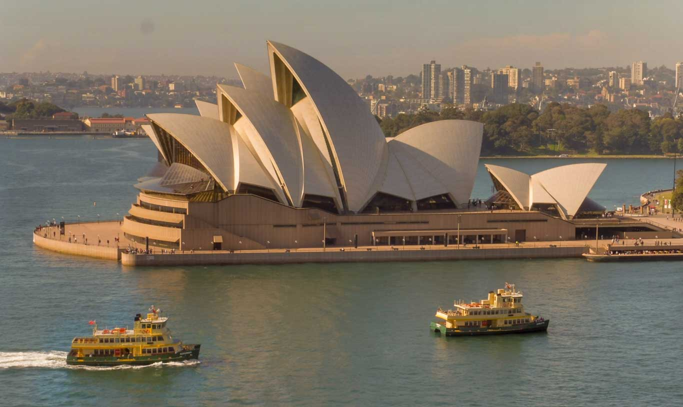 Harbour Bridge to see in 1 day in Sydney tour