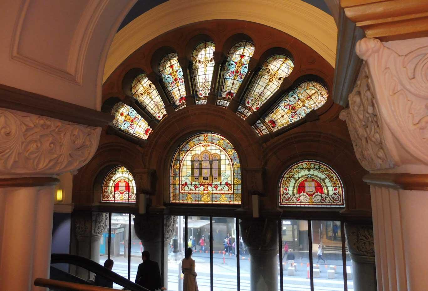 Sydney magnifico Queen Victoria Building