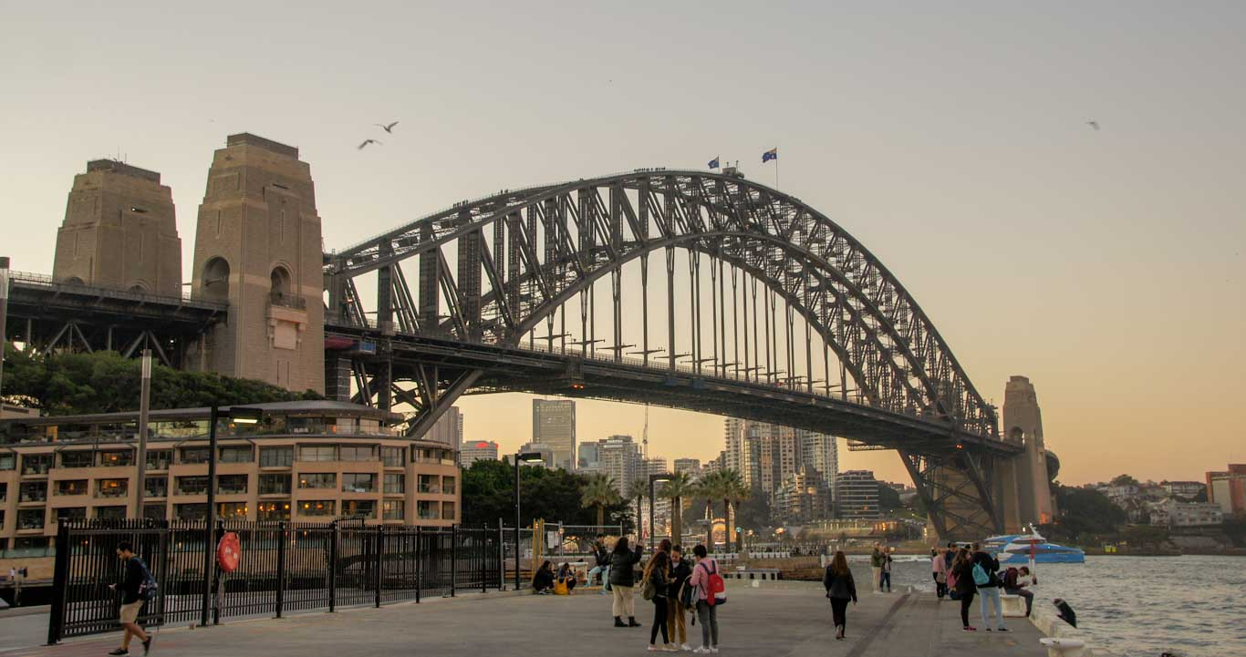 SYDNEY EN 2 JOURS HARBOUR BRIDGE