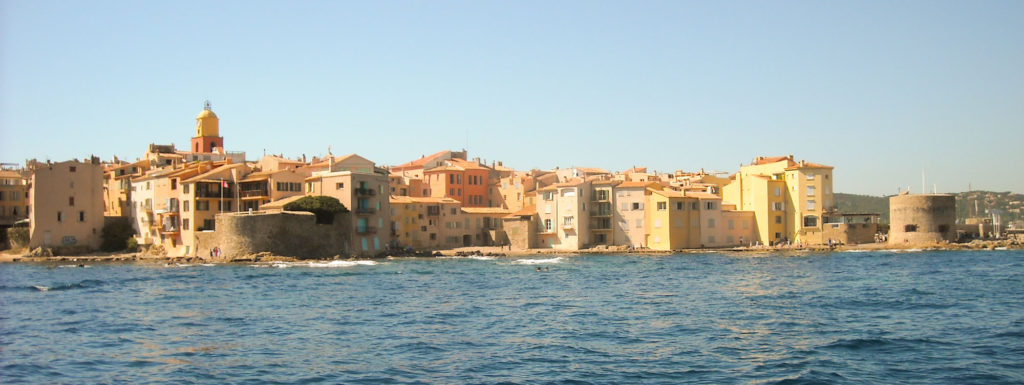 Saint Tropez de la mer