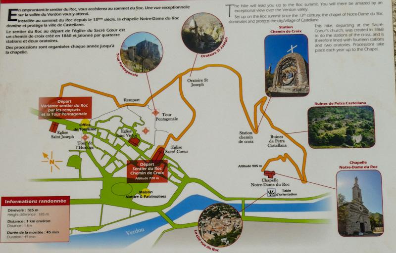 Comment visiter les Gorges du Verdon et ses environs - Etape à Castellane