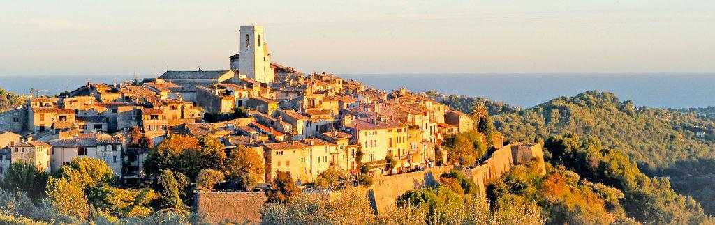 Circuit Sud de la France St Paul de Vence en Provence