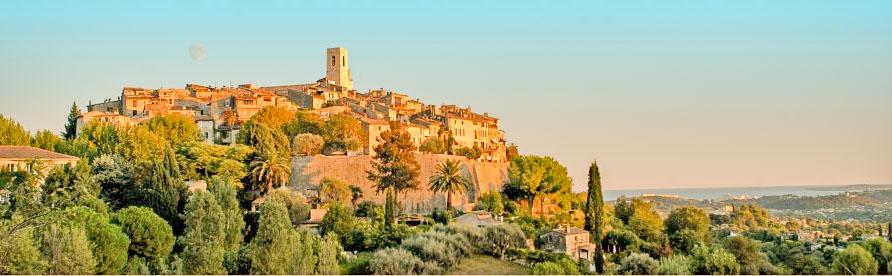 St Paul de Vence en Provence