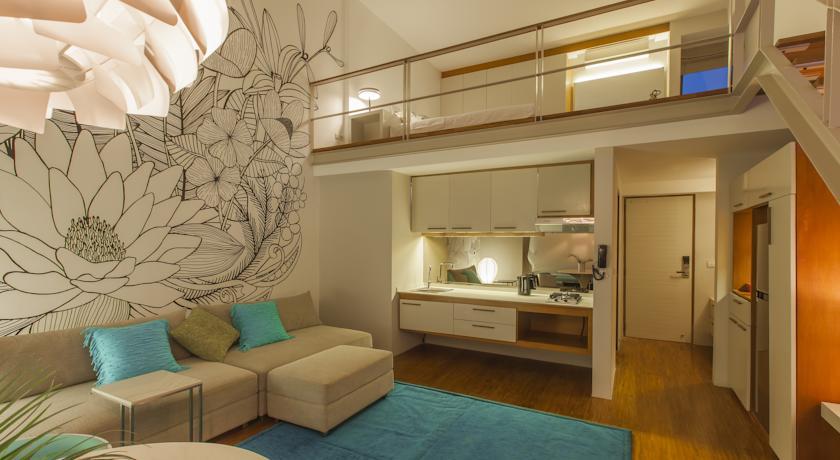 STUDIO SEMINYAC - bon plan hôtel SEMINYAC