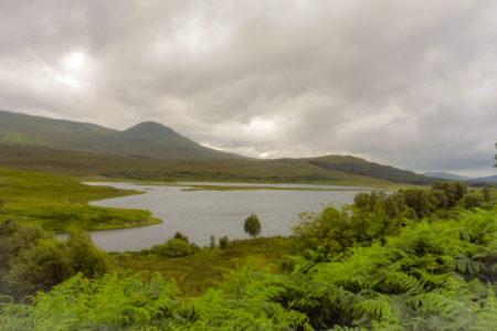 Cap sur les plus beaux paysage des Highlands