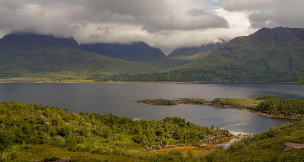 Cap sur les plus beaux paysage des Highlands  Glenn Torridon