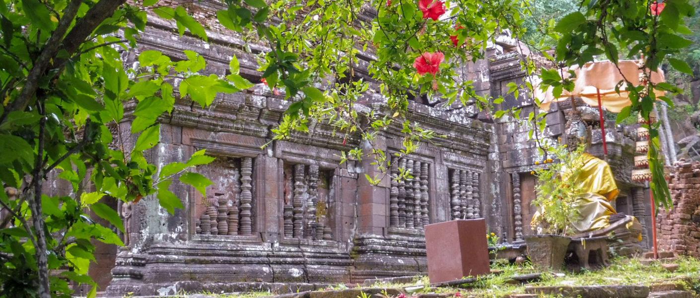 Sud du Laos -Temples de Vat Phou