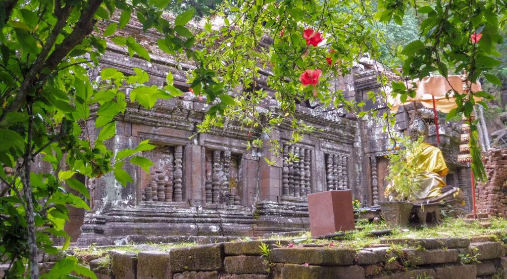Temples Vat Phou laos