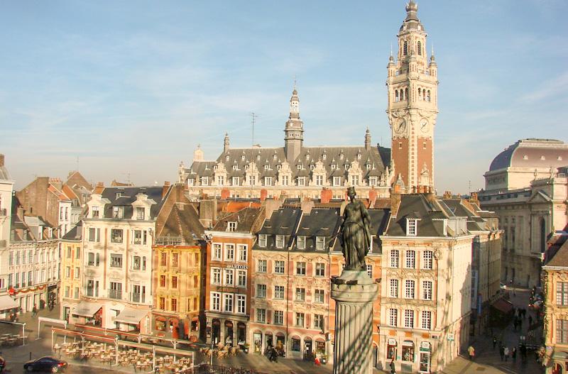 Que voir à Lille : Mon circuit pour visiter Lille en 1 jour + carte