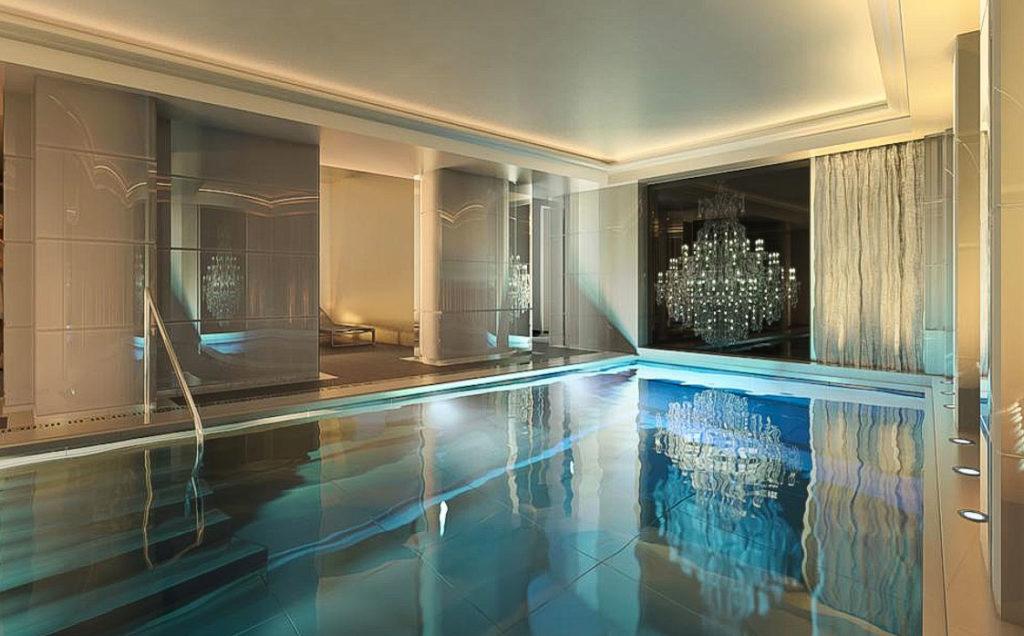 Meilleur hôtel à Paris– La Villa Haussmann et sa superbe piscine intérieure