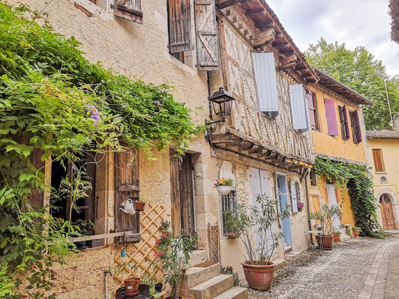 Les plus beaux villages du Gers - Mon circuit touristique et carte itinéraire