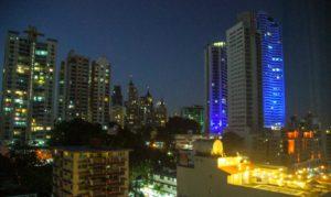 HOTEL PANAMA - Clarion Victoria vue de la chambre