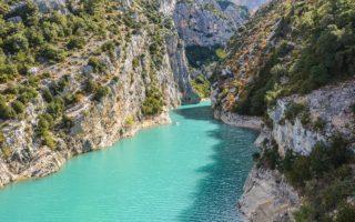 Comment visiter les Gorges du Verdon et ses alentours