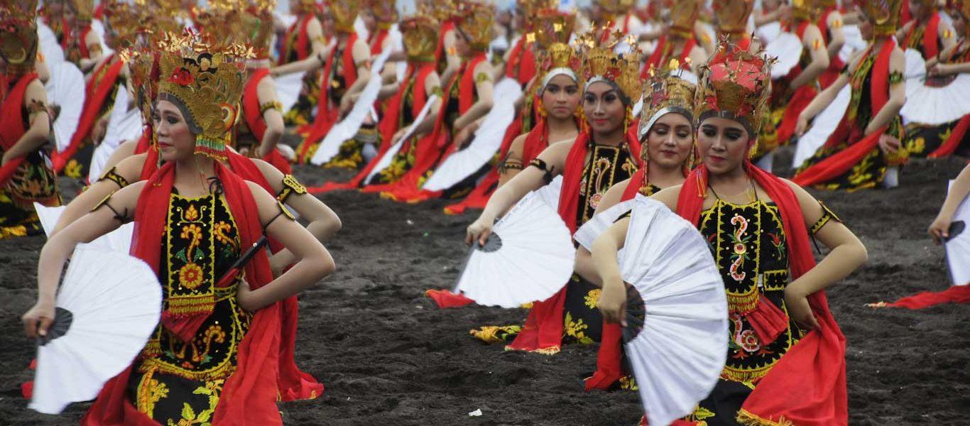 organisation circuit Indonésie en 15 jours