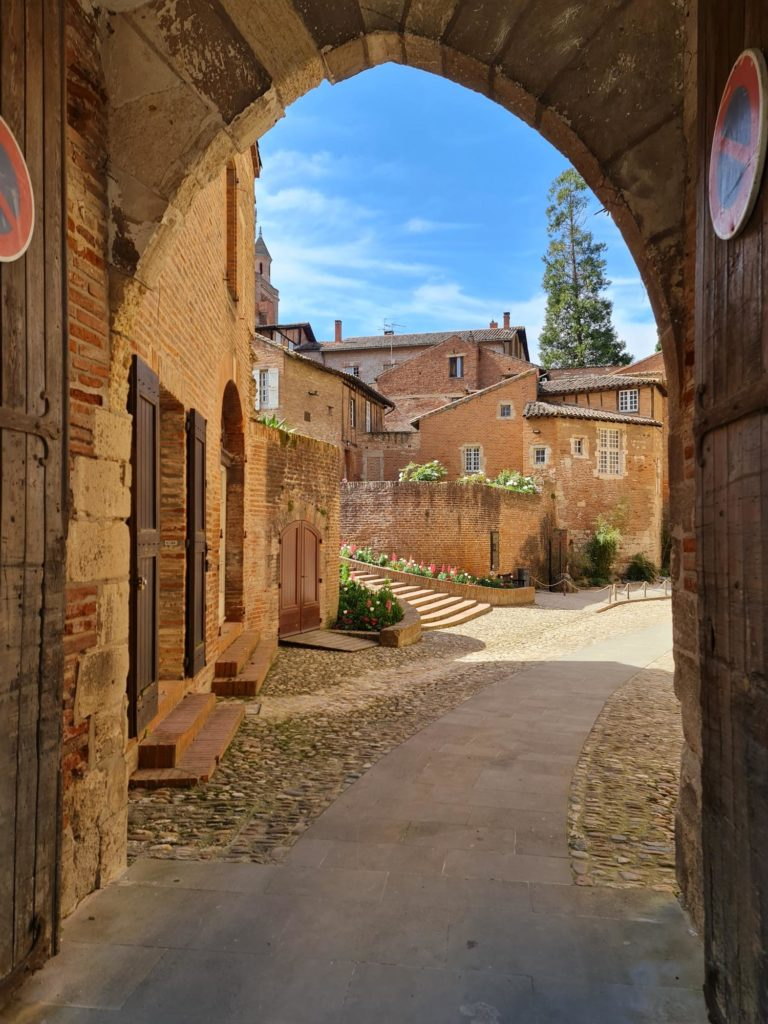 Que voir à Albi - la ville en briques roses