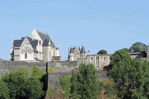 séjour à Angers