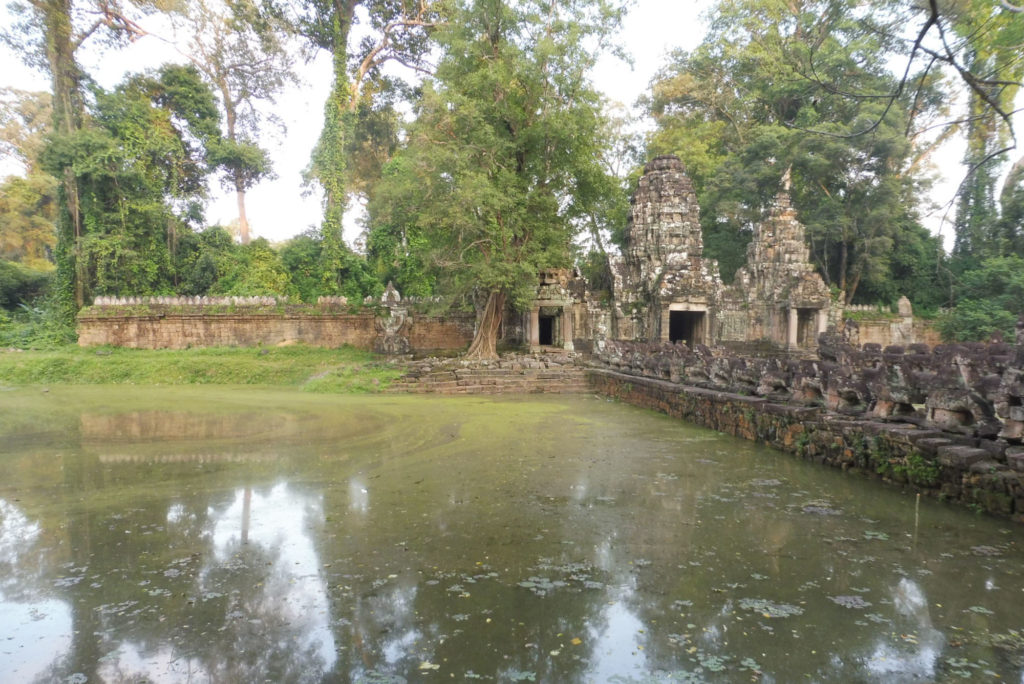Temples Angkor in 1 day