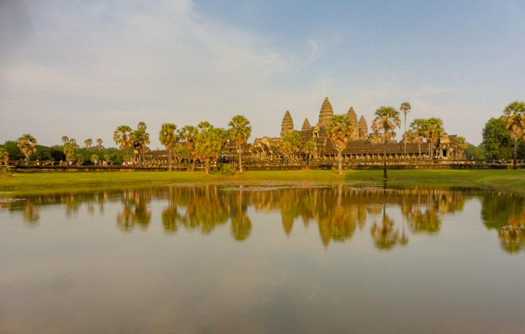 Temples d'Angkor Vat