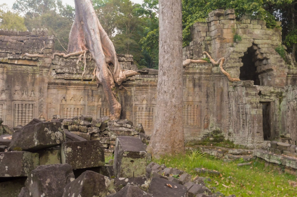 Most beautiful Angkor temples