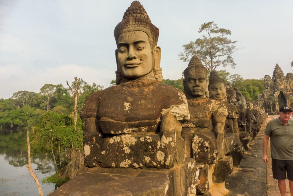 1 day to visit Angkor temples