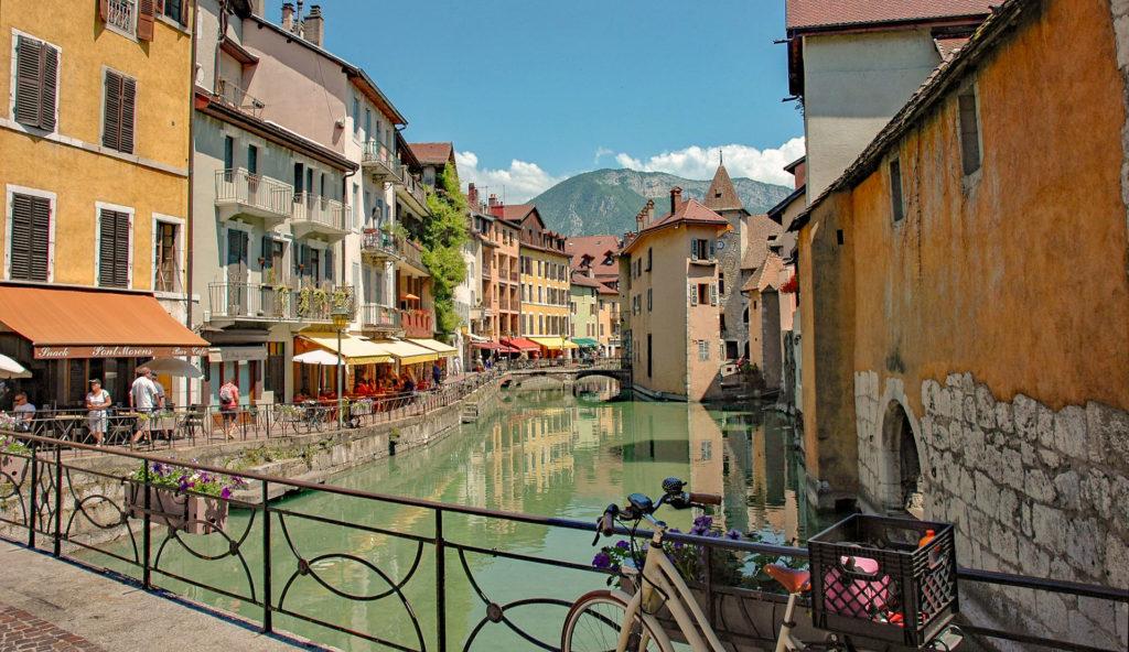 Annecy étape de mon road trip 1 semaine dans les Alpes