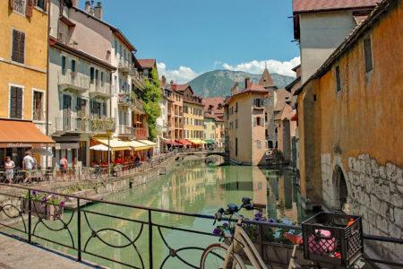 Annecy en 1 jour Mon itinéraire à pied avec carte et conseils