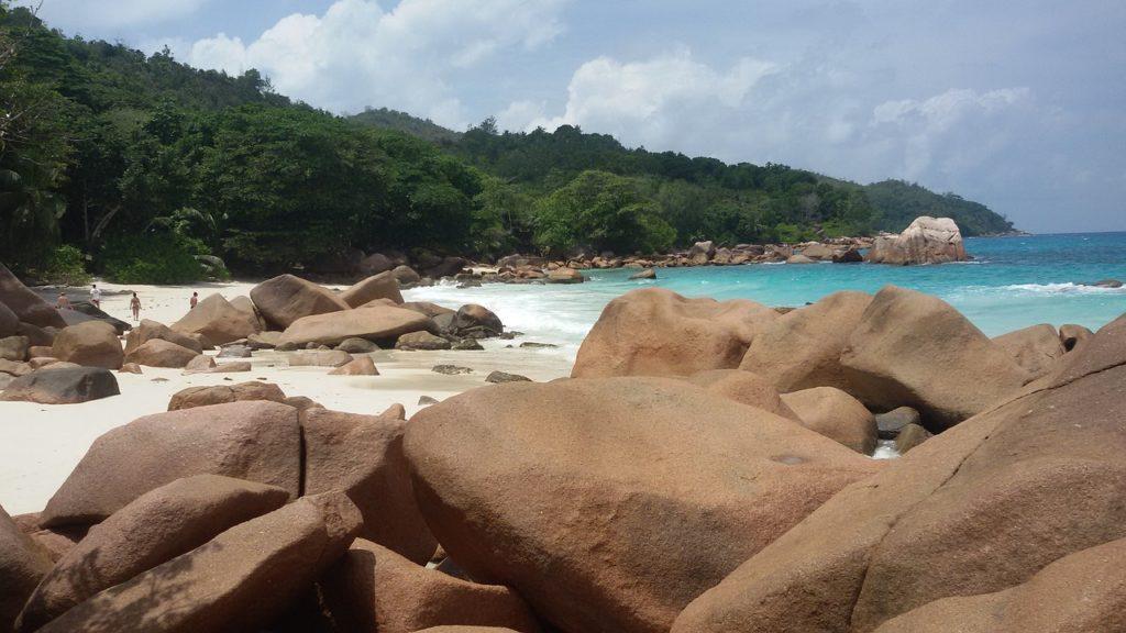 10 jours aux Seychelles - étape de mon itinéraire à Anse Lazio