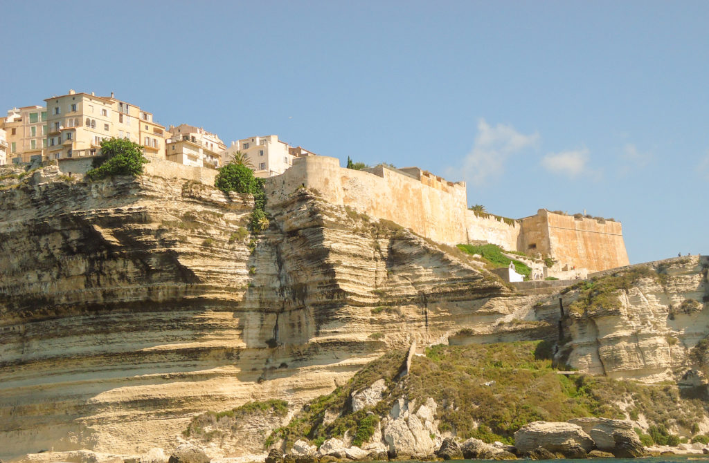 Circuit Corse du Sud visite de Bonifacio